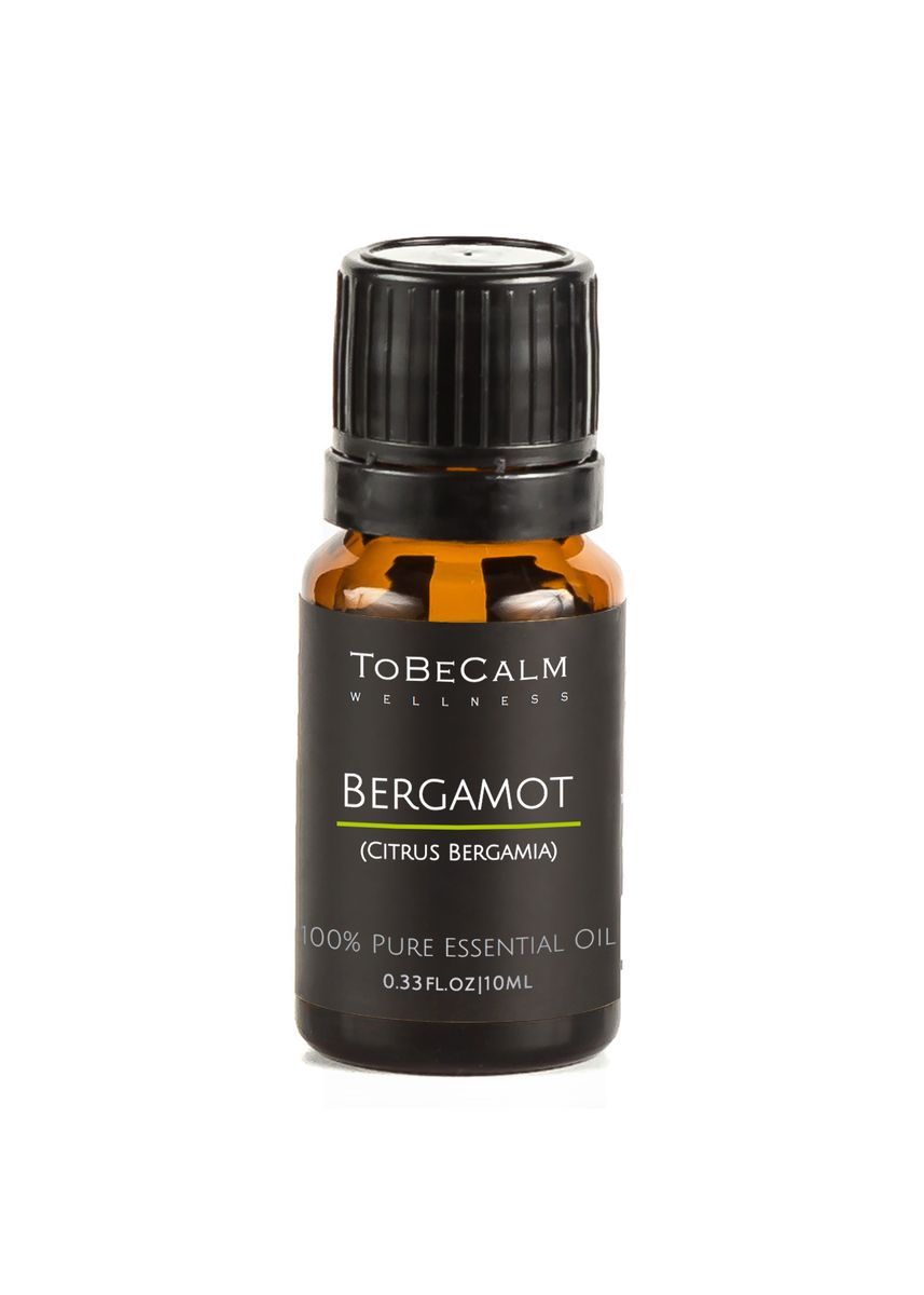 No Color color Bath Oils . To Be Calm Bergamot - Single Essential Oil -
