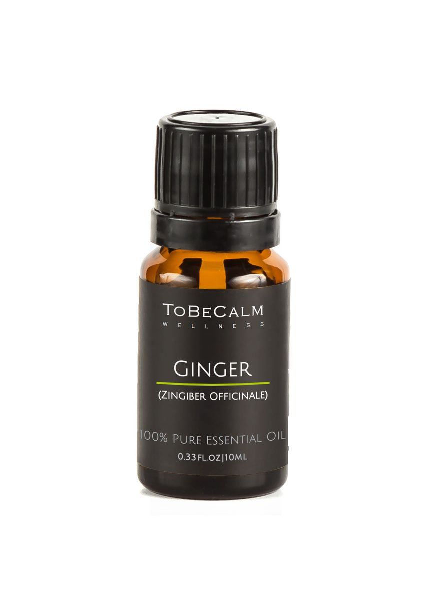No Color color Bath Oils . To Be Calm Ginger - Single Essential Oil -