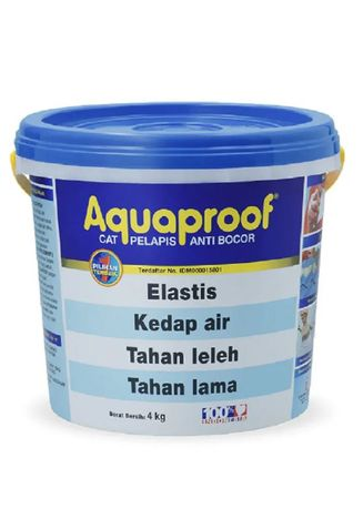 Multi color Paints . Cat Aquaproof -