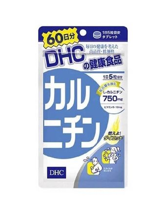 No Color color Weight Management . DHC Karunichin 60 days -