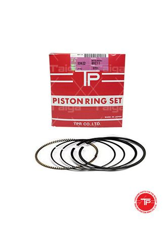 No Color color Piston Systems . TP Piston Ring 33922-STANDARD set of  4 for  Mitsubishi Canter, Pajero, 4M40-NA -