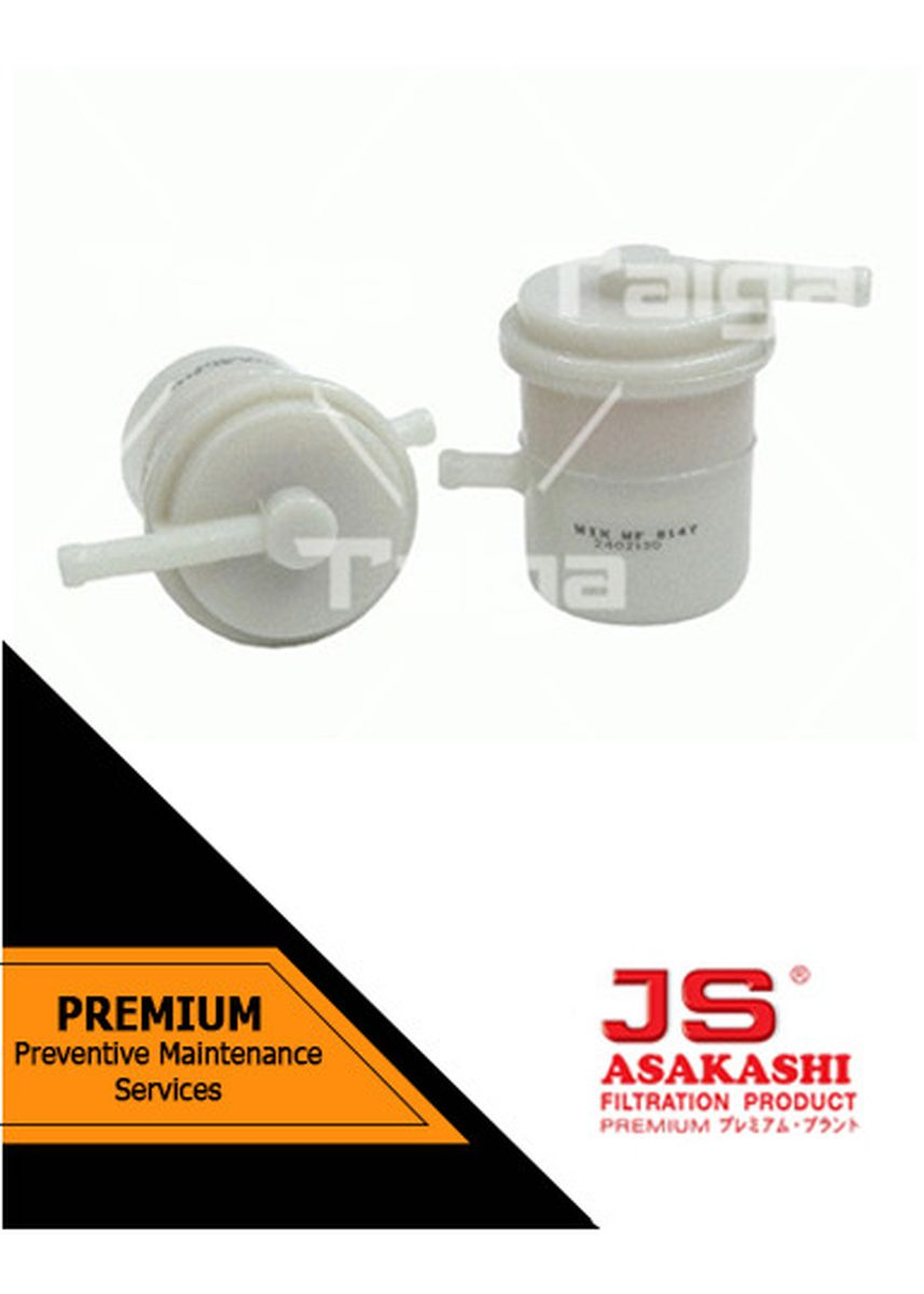 No Color color Fuel Filters . JS Asakashi Fuel Filter FS-941J for Suzuki Every 1985 - 1991 -