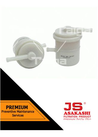 No Color color Fuel Filters . JS Asakashi Fuel Filter FS-941J for Suzuki Carry 1990 - 2005 -