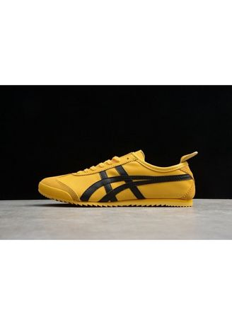 Yellow color Casual Shoes . Onitsuka Tiger Deluxe Kill Bill Made On Japan -