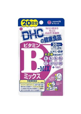Beauty Supplement . DHC Vitamin B -MIX 60 day -