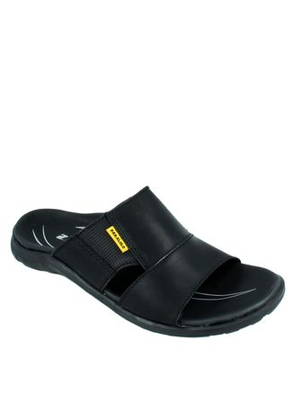 Black color Sandals and Slippers . PAKALOLO BOOTS Sandal LUTHER ST PJS240 Casual -