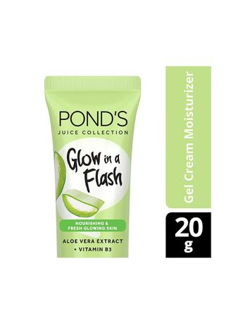 Personal Care . PONDS Juice Collection Moisturizer Aloe Vera Extract + Vit B3 20G -