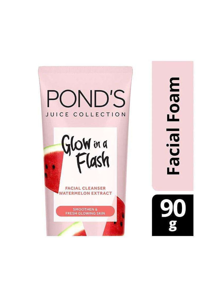 No Color color Personal Care . Pond's Juice Collection Cleanser Watermelon Extract 90 gr -