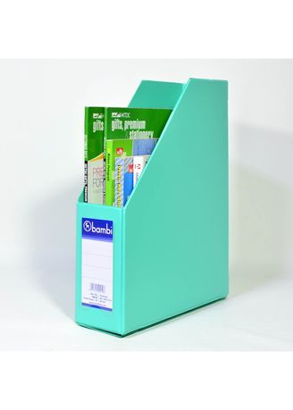 No Color color Files and Folders . BAMBI MAGAZINE FILE 1013 FC - 19 PASTEL GREEN -