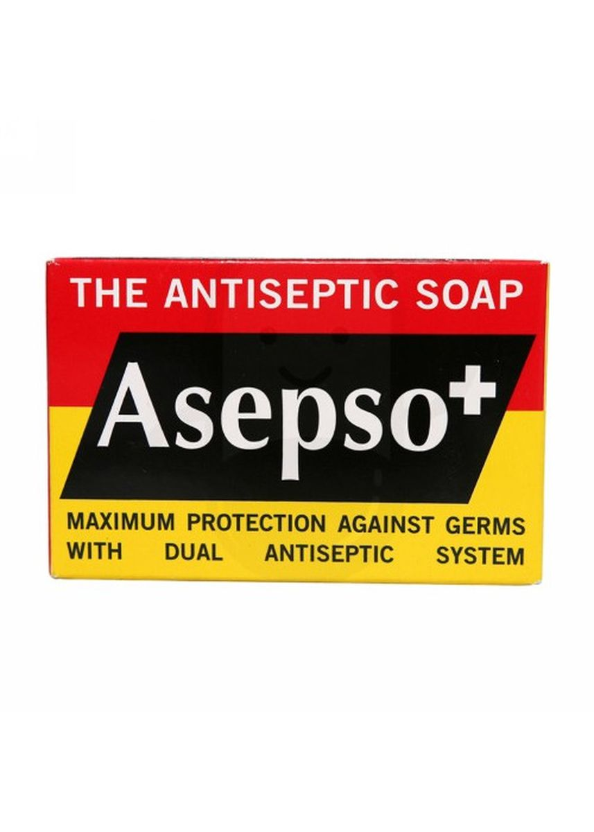 No Color color Body Bars . ASEPSO BAR SOAP [PCS] -
