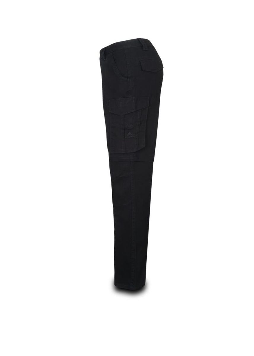 Black color Casual Trousers and Chinos . Eiger Quest XT 28 Pants -