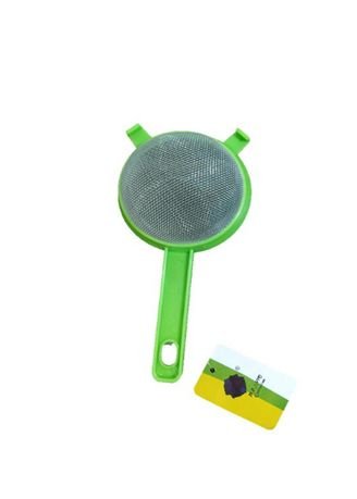 Multi color Kitchen . Plastic Colored Strainer, 8cm -