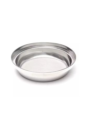 Silver color Kitchen . Stainless Steel Flour Sieve -