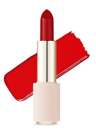 Red color Lips . Etude House Better Lipstick RD301 3.5g -