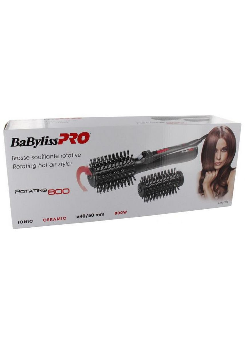 Hitam color Styling Rambut . Rotating Air Styler-BAB2770E -