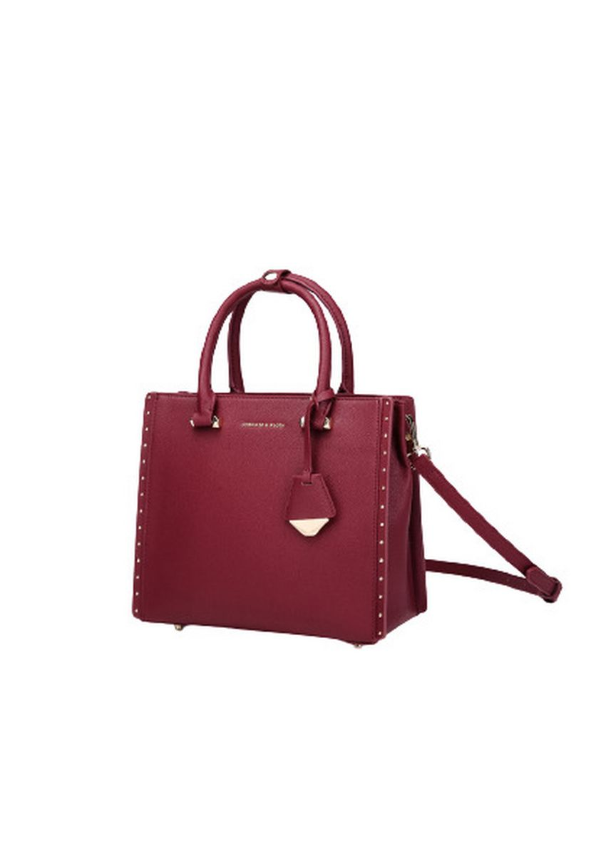 Red color Hand Bags . Women's New Autumn and Winter Temperament Handbag -