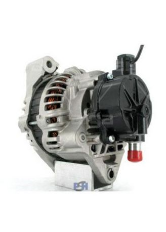 No Color color  . GTX Alternator Assembly 12 Volts 110 Ampere 5G,P for HYUNDAI TERRACAN -