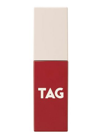 Pink color Lips . Too Cool For School Tag Velvet Fit Lip Tint No. 2 -