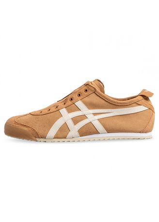 Brown color Casual Shoes . Onitsuka Tiger Slip On -