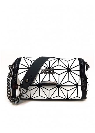White color Sling Bags . กระเป๋าถือ กระเป๋าสะพายข้าง กระเป๋าสะพายไหล่ Brand Coco London Ivy -