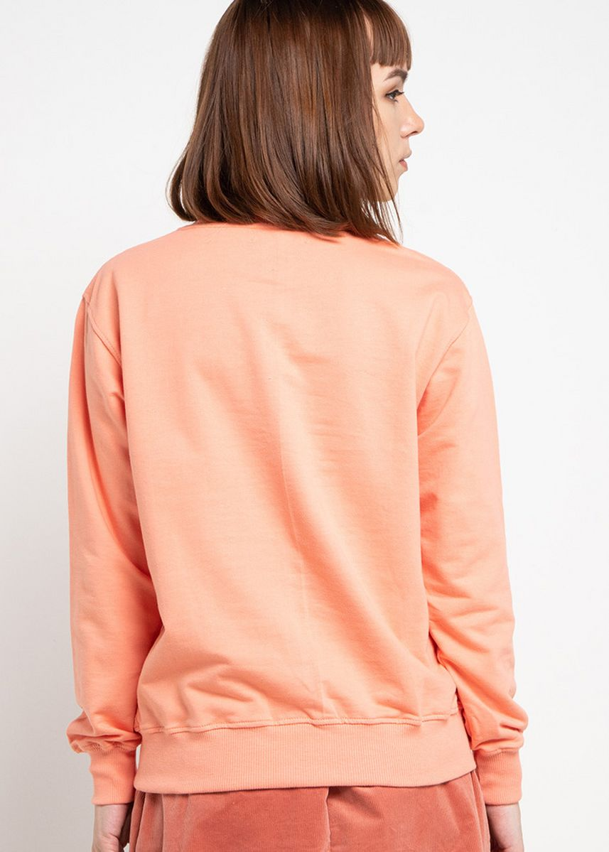 Pink color Outerwear . Third Day MP001F Ladies Td simple sweater pk Pink -