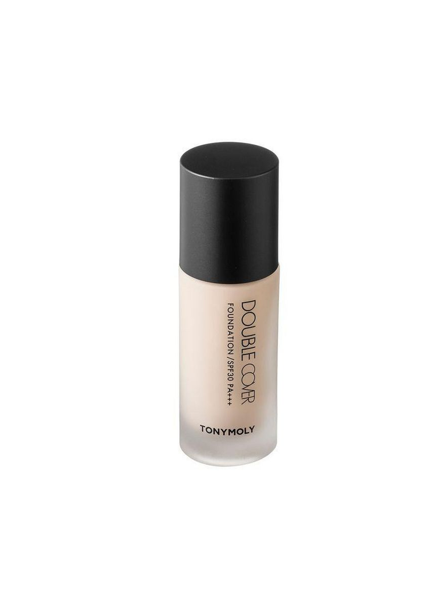Beige color Face . TONY MOLY Double Cover Foundation SPF30 PA+++ - N00 Porcelain -