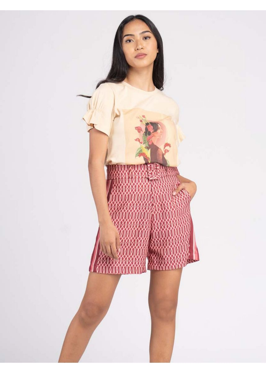 Multi color Skirts . Joyful Rebirth Weiss Shorts -