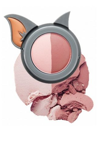 Multi color Face . Etude House Lucky Together Cheek Dome Pact Blusher PK001 3g -