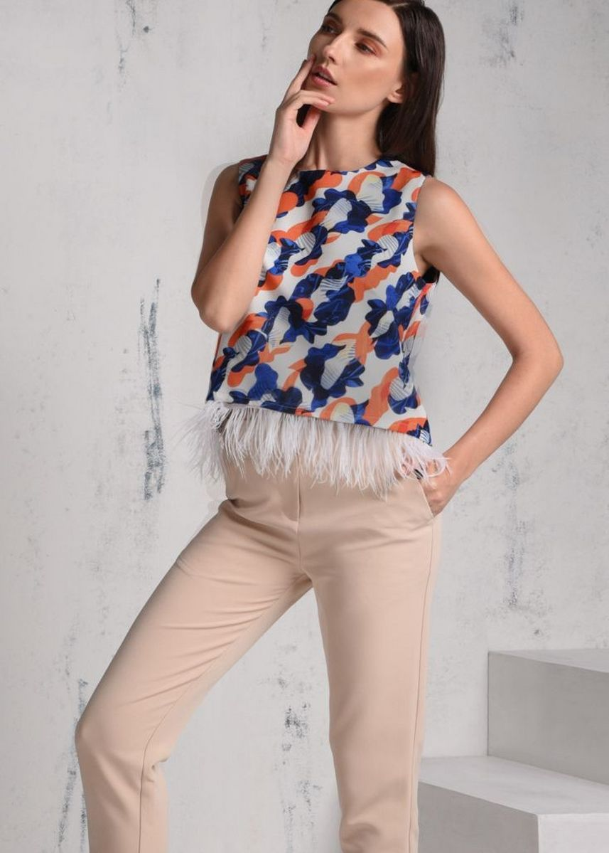 Multi color Tops and Tunics . RAF Rusty Sleeveless Top -