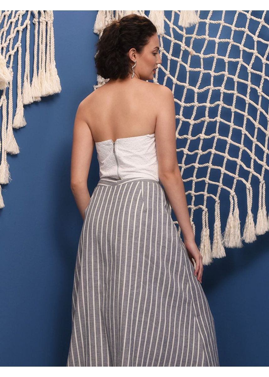 White color Tops and Tunics . RAF Whiskey Tube Top -