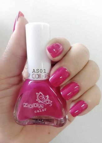 No Color color Nails . ZODA ยาทาเล็บ Color Beauty Nail Lacquer AS1 -