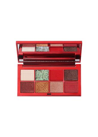 Multi color Eyes . Coral Obsessions Palette -