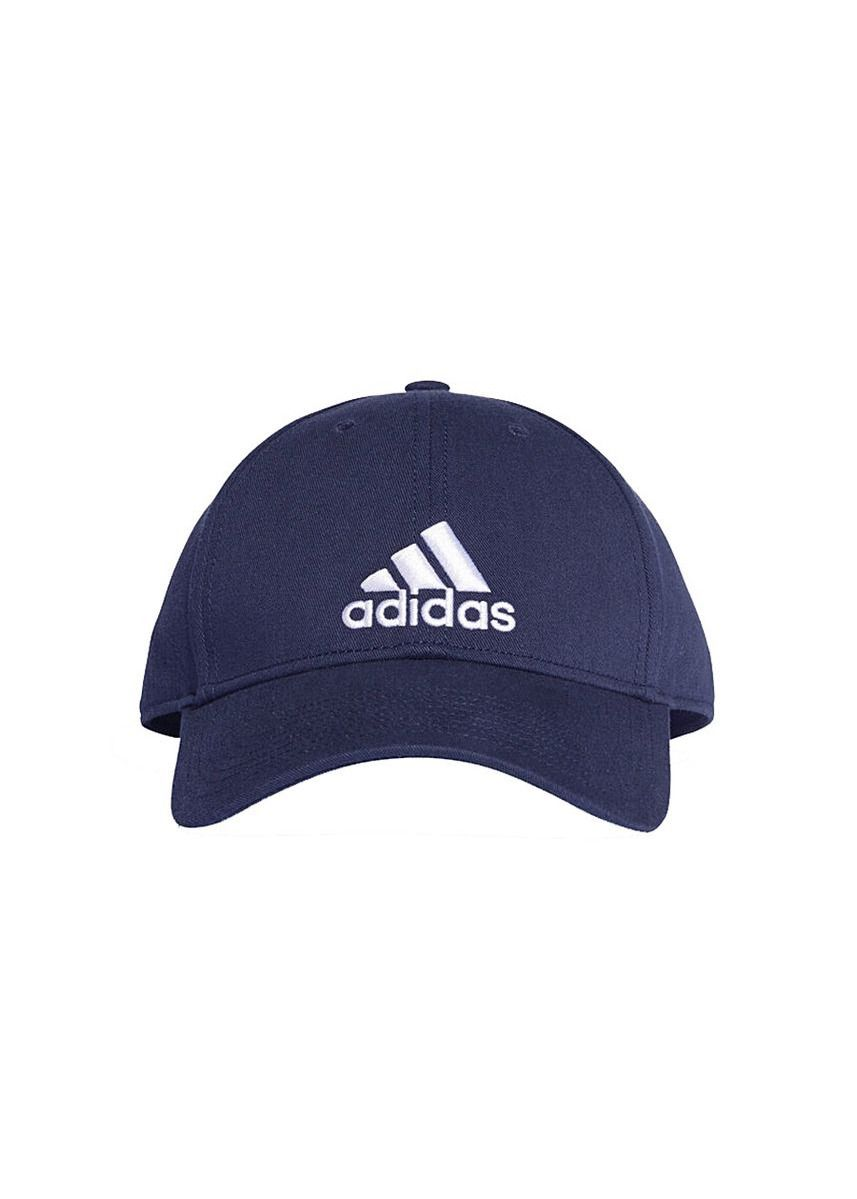 Hats and Caps . Adidas หมวกแก๊ป 6 Panel Cap Cotton รุ่น DT8563 (Navy) -