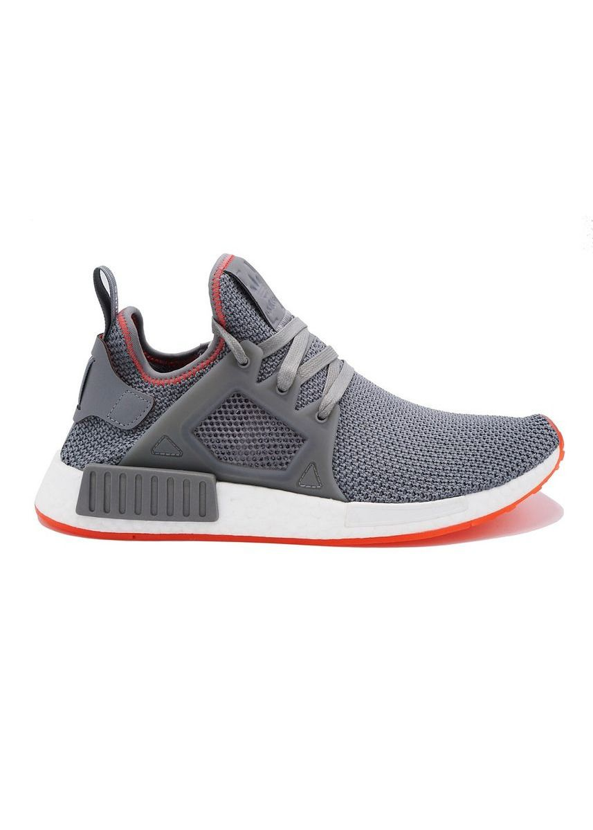 Light Grey color Casual Shoes . Adidas NMD XR1 เทาอ่อน -
