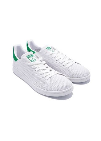 Casual Shoes . Adidas Stan Smith Knit ผ้าถัก -
