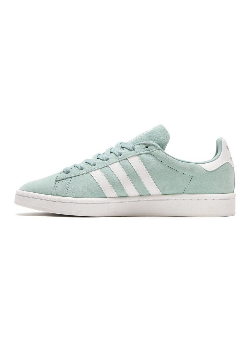 Casual Shoes . Adidas รองเท้า Campus รุ่น BZ0082 (Mint) -