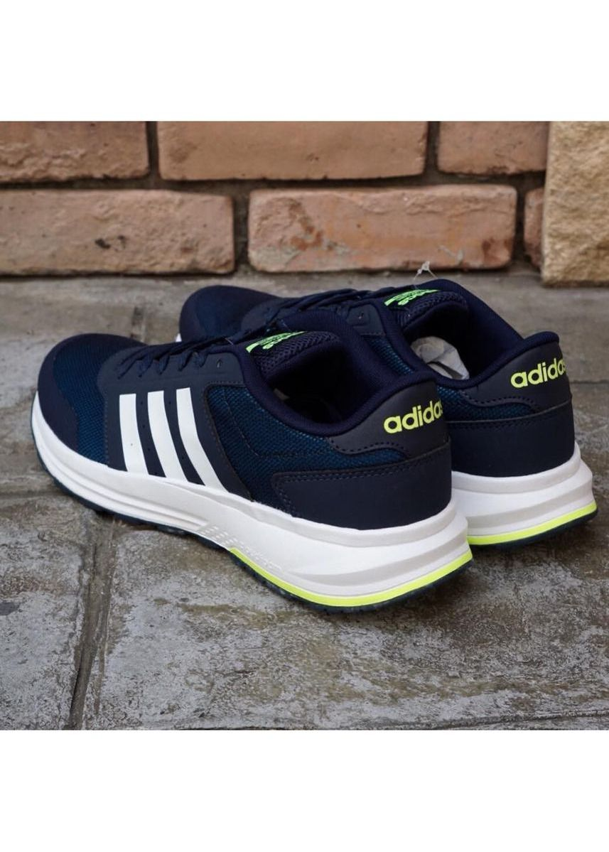 Navy color Casual Shoes . Adidas รองเท้า Cloudfoam Saturn รุ่น AW3848 (Navy) -