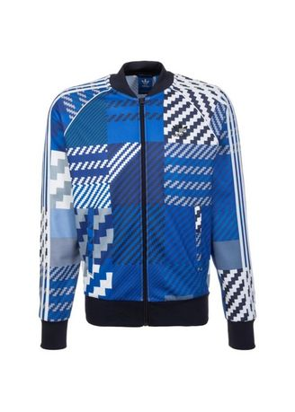 Jackets . Adidas แจ็คเก็ต Essentials Superstar Track Top รุ่น AY8279 (Multicolor) -