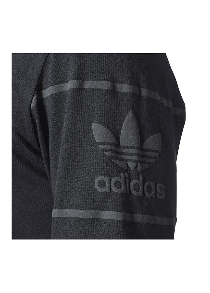 Black color T-Shirts and Polos . Adidas เสื้อยืด WINTER D-TEE รุ่น BS2684 (Black) -