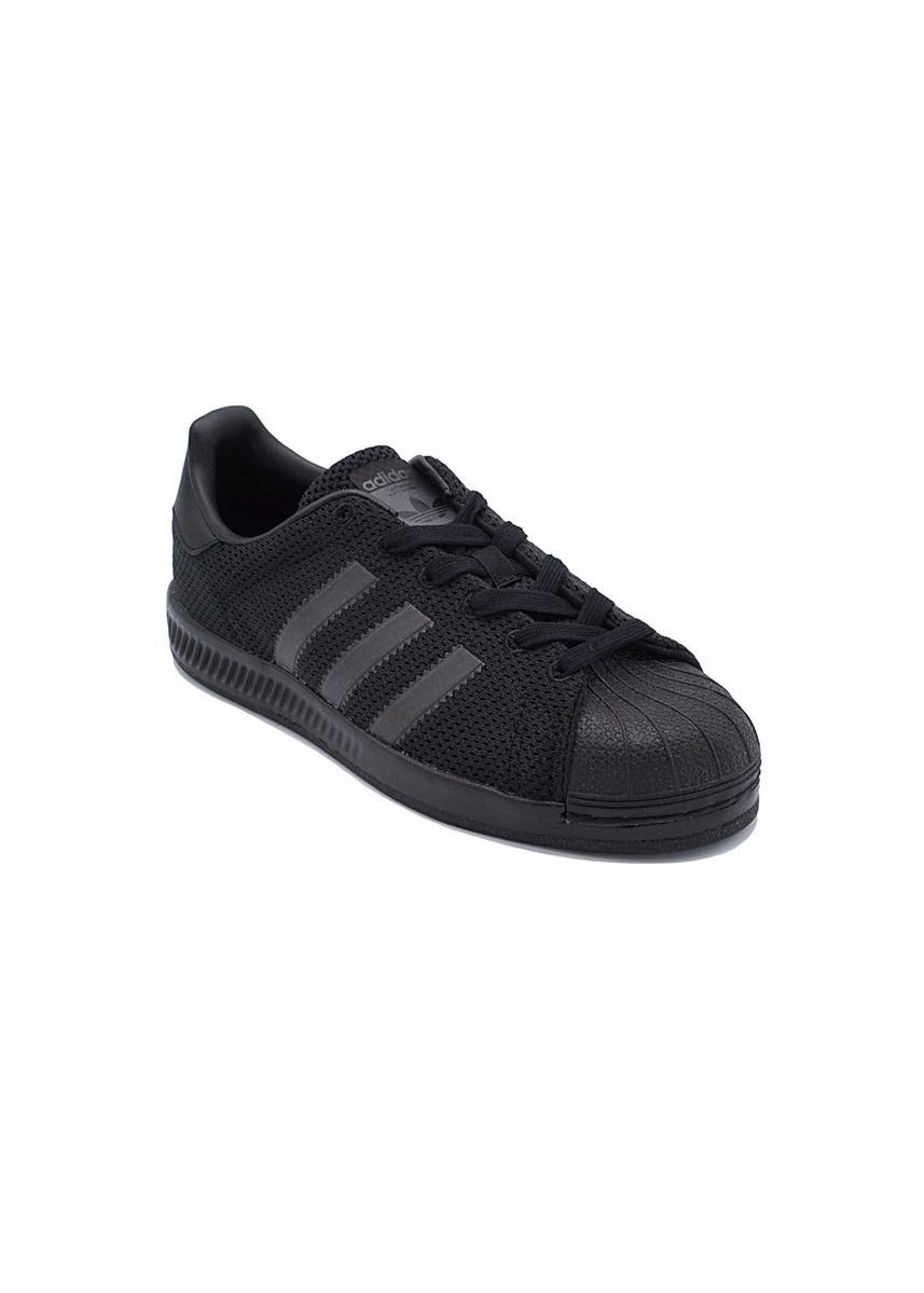 Casual Shoes . Adidas รองเท้า Superstar Bounce J ดำ -