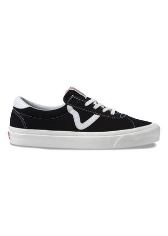 Casual Shoes . Vans รองเท้า Anaheim Factory Style 73 DX รุ่น VN0A3WLQUL1 (Black/White) -
