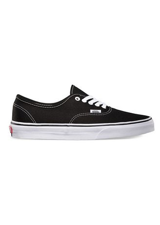 Casual Shoes . Vans รองเท้า Authentic รุ่น VN000EE3BLK (Black) -