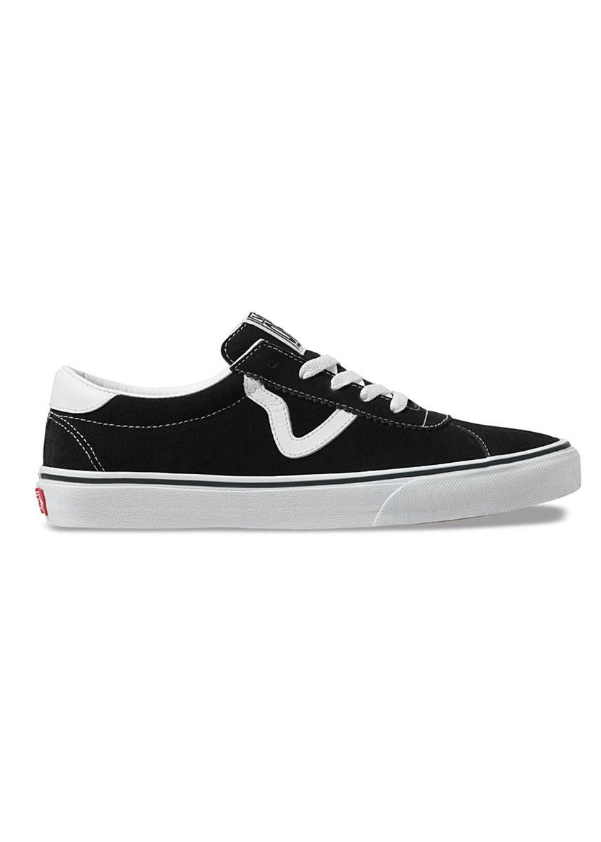 Casual Shoes . Vans รองเท้า Sport รุ่น VN0A4BU6A6O (Black/White) -