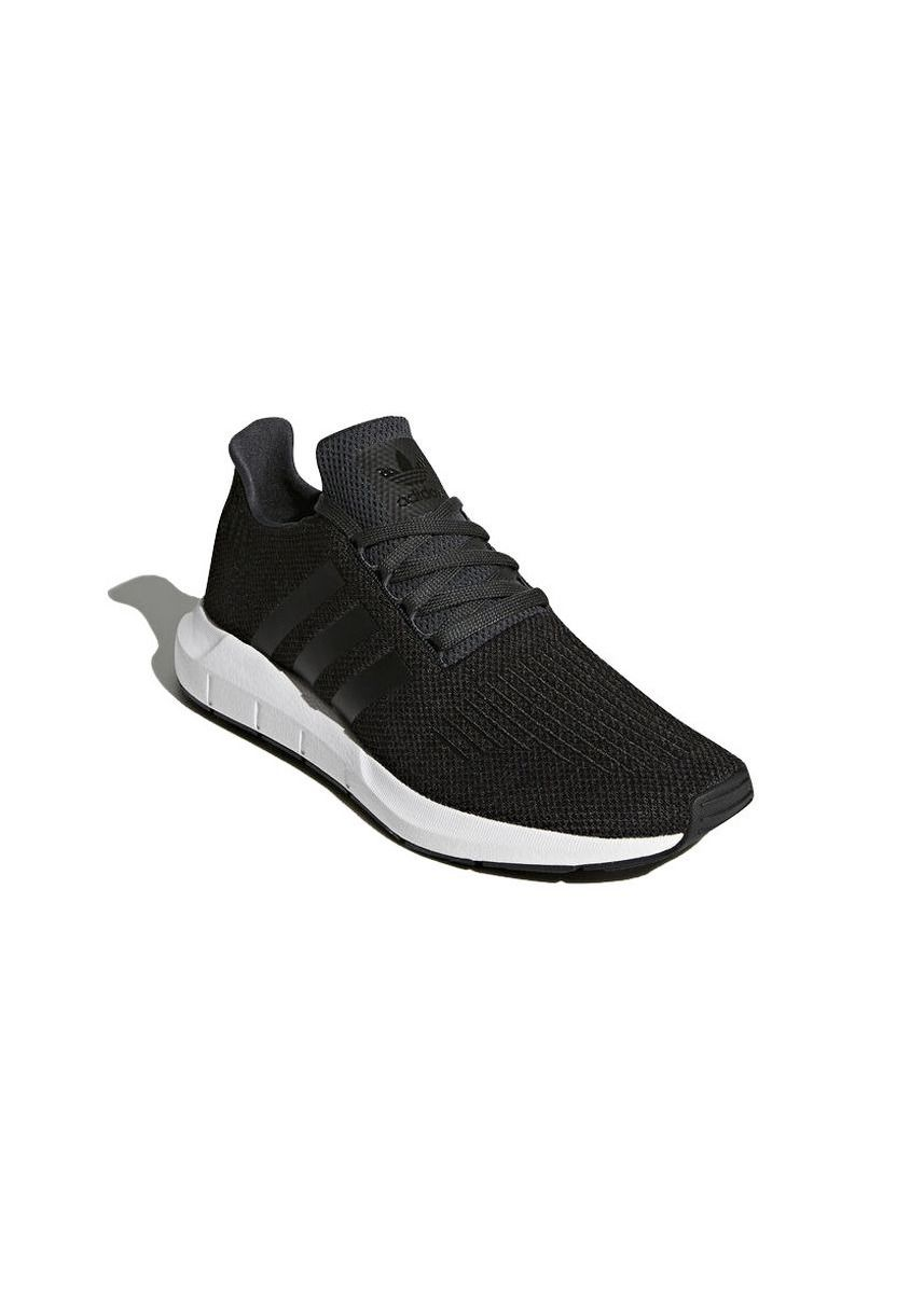 Black color Casual Shoes . รองเท้า Adidas Swift Run Core Black CQ2114 -