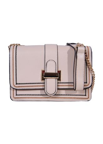 Putih color Tas Jinjing . Handbag Bellezza MSV750 Off White -