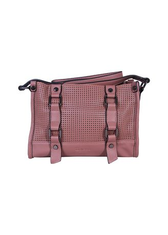 Merah Muda color Tas Jinjing . Handbag Bellezza MS-E292 Dark Pink -