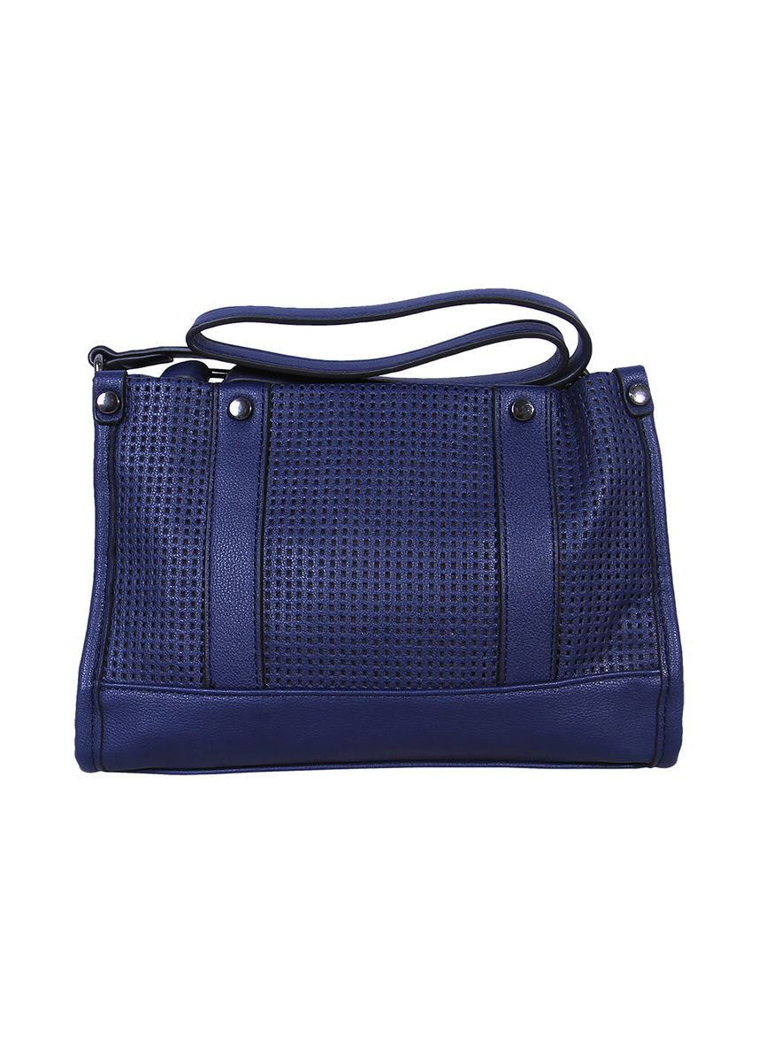 Blue color Hand Bags . Handbag Bellezza MS-E292 Navy -