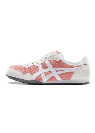 Pink color Casual Shoes . Onitsuka Tiger รองเท้าลำลอง รุ่น 1182A036 600 -