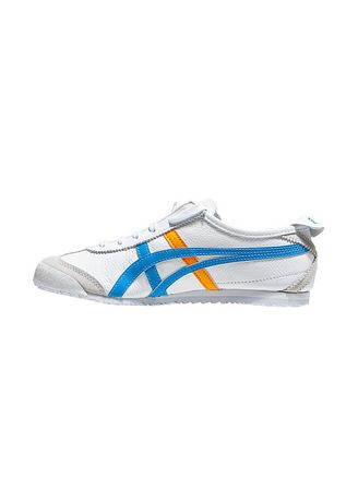 White color Casual Shoes . Onitsuka Tiger รองเท้าลำลอง รุ่น 1182A078 102 -
