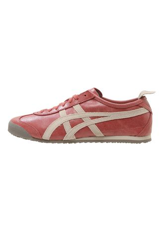 Red color Casual Shoes . Onitsuka Tiger รองเท้าลำลอง รุ่น 1183A032-600 -